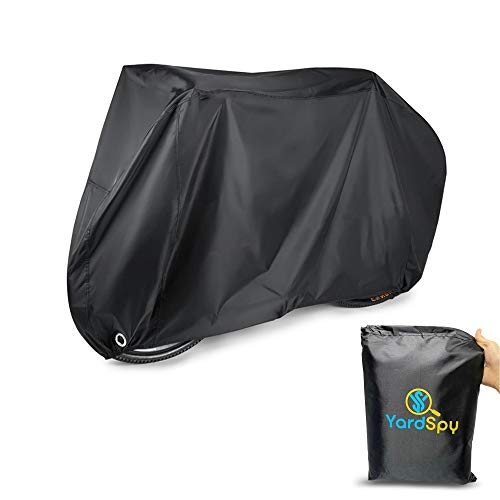 XL Waterproof Bike Cover – Outdoor Storage for Bike Covers – Reliable Big Cover for Outdoors-Bike Tarp for 2 Bicycles