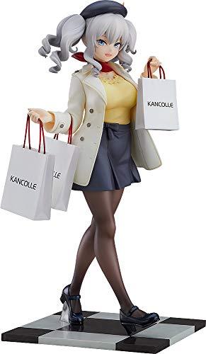 艦隊これくしょん ‐艦これ‐ 鹿島 お買い物mode 1/8スケール ABS&PVC製 塗装済み完成品フィギュア