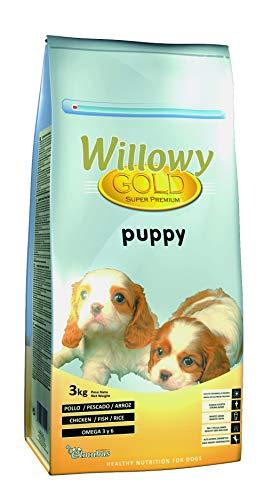 WILLOWY - Gold Puppy Saco De 3 Kg