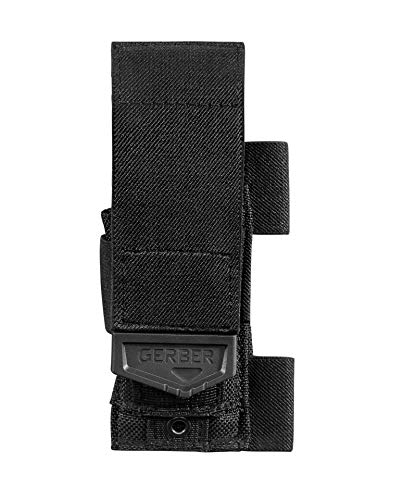 Gerber Customfit Dual Sheath [30-001223],Black