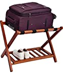 Best Luggage - Aadvik Crafts Deluxe Straight Leg Luggage Wooden St Review