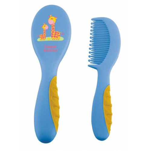 Baby brush and comb \