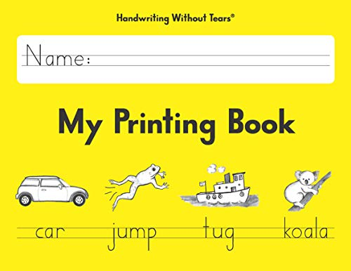 Learning Without Tears - My Printing Book - 2013 Edition - Student Workbook