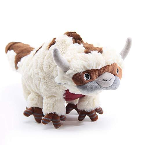 Yppss Der Herr der Elemente der magischen Macht der Welt Feitianniu Appa 6-Fuß-Kuh APA Plüsch-Puppe Puppe momo Fledermaus Eternal (Color : Small APA)
