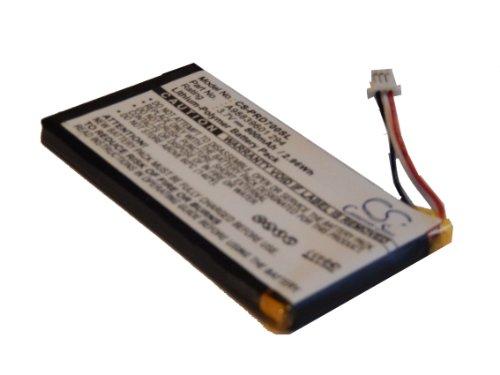 vhbw Li-Polymer Akku 800mAh (3.7V) für eBook Reader Sony Portable Reader PRS-700, PRS-700BC wie A98839601 294.