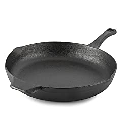 caphalon cast iron induction cookware set