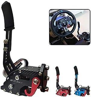 Facaing 14Bit PC USB Handbrake SIM for Racing Games G25/27/29 T500 FANATECOSW Dirt Rally Black