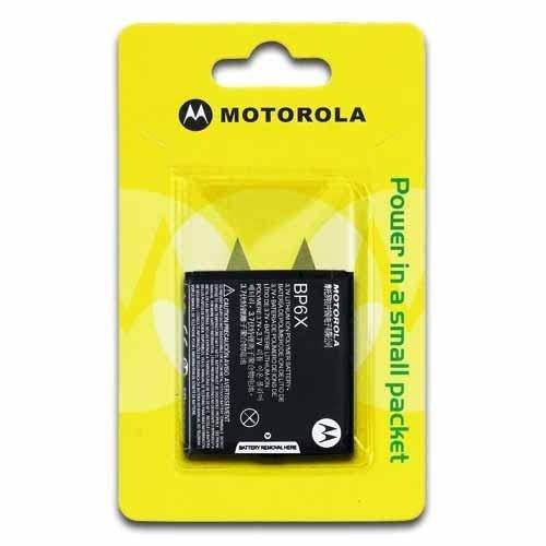 Motorola BP-6X - Batería para teléfono