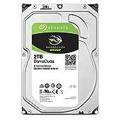 """Seagate BarraCuda 3.5"""" 2TB 内蔵ハードディスク HDD 2年保証 6Gb/s 256MB 5400rpm 正規代理店品 ST2000DM005"""