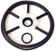 ZAITOE 5-Spoke Pool Valve Seat Gasket + O Ring Kit for Hayward SP0710X Vari-Flo Multiport