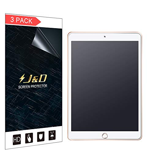 J&D Compatible para Apple iPad 10.2 2019/Apple iPad 10.2
