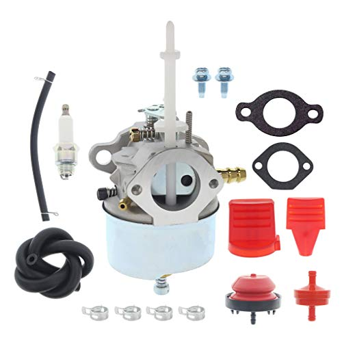 Carburetor for Tecumseh Ariens Snowblower 7hp H70 HSK70 Engine 724 ST724 38040 38050 38062 38063 38065 38072 38073 38510 38513 Snow Blower