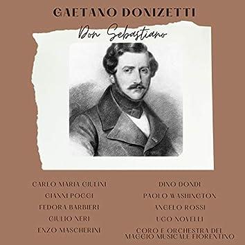 Gaetano Donizetti : Don Sebastiano