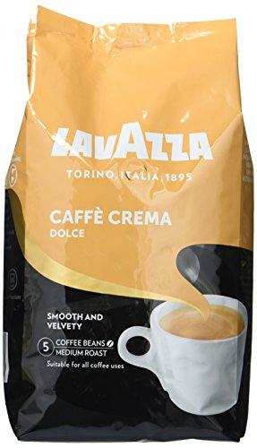 Luigi Lavazza Caffe Crema Dolce, ganze Bohne, 1000 g