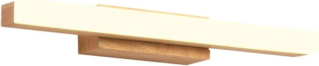Badspiegelverlichting Spiegelverlichting, Led Eenvoudige Moderne Dressing Make-Uplamp Waterdicht Anti-Condens Badkamer Bad...