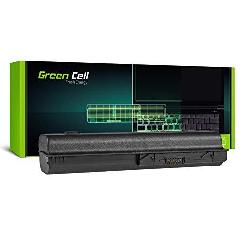 GC® Extended Serie Laptop Akku für HP Compaq Presario CQ40-312AU CQ40-312AX CQ40-312BR CQ40-312TU (6600mAh 10.8V Schwarz)