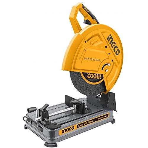 Ingco Cos35568 Troncatrice Ferro 2400 W Con disco Da 355 mm Serie Industrial