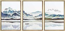 Image of NWT Framed Canvas Wall Art...: Bestviewsreviews