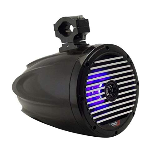 Great Features Of Cerwin Vega SMC65B 800W Max (150W RMS) 6.5 Stroker RPM Series 3-Way Marine Tower ...