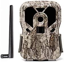 Exodus Render 4G LTE Verizon Cellular Trail Camera | User Friendly | Easy Setup | Fastest Transmission Speeds | Control Camera Remotely | Black Flash | Free Premium App Features | 5 Year Warranty