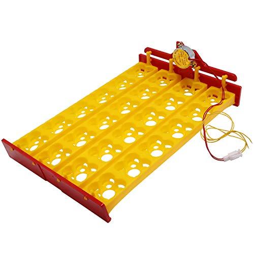 SNOWINSPRING 1 / Incubadora Manual 24 Bandejas de Huevos