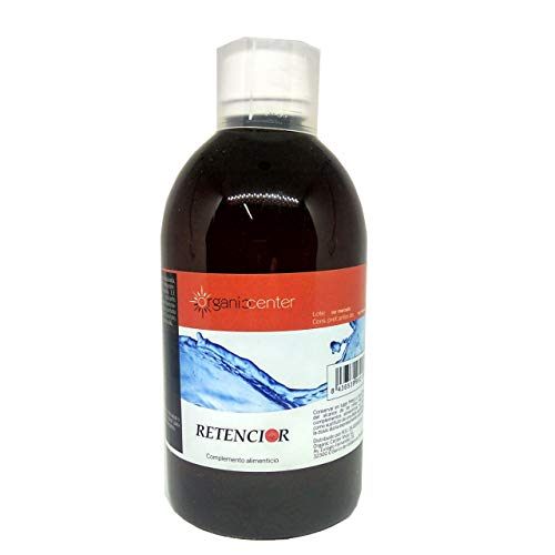 Retencior - Jarabe diurético y Detox que contribuye a disminuir la retención de líquidos. (500ml)