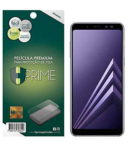 Pelicula Hprime invisivel para Samsung Galaxy A8 Plus 2018, Hprime, Película Protetora de Tela para Celular, Transparente