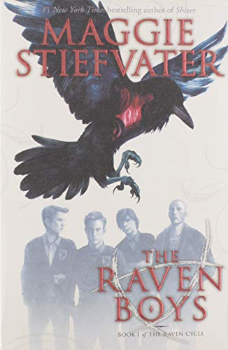 Stiefvater, M: The Raven Boys (The Raven Cycle, Book 1)