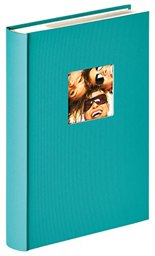 Walther Design ME-111-K Fun Album ad Inserimento, Carta, Verde Petrolio, 300 Fotos 10 x 15 cm