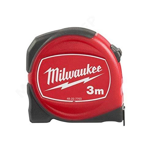 Milwaukee 045242512898 - Cinta métrica, fina