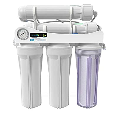 Aquatic Life High Efficiency Hydroponic Reverse Osmosis Filtration Systems
