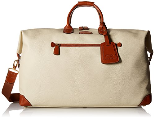 Bric's Firenze Hand Luggage, 55 cm, White (Cream)