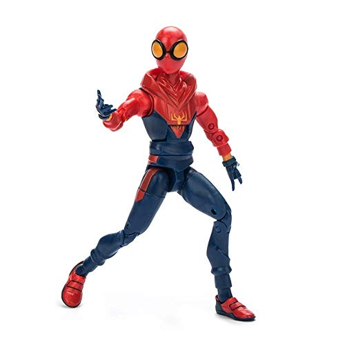 JTWMY Avengers Marvel Spider-Man, Personajes de acción, Spider-Man Action Map, Spider-Man Return