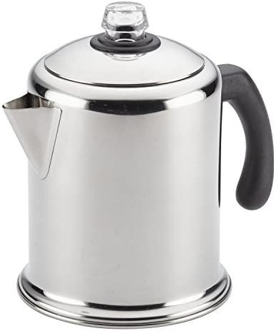 Top 10 Best farberware perculator coffee pot Reviews