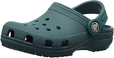 Crocs Kids Classic Clog | Slip on Boys and Girls | Water Shoes