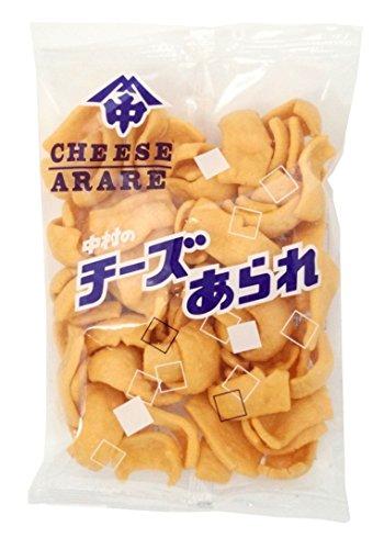中村製菓『チーズあられ』