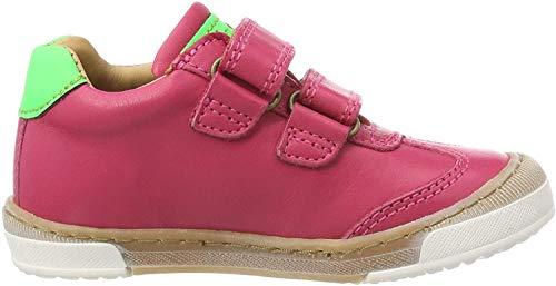 Bisgaard Dziewczęce buty typu sneaker 40343.119, różowy - różowy 4001-30 EU