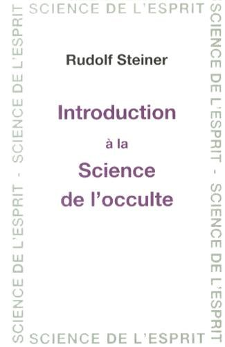 Introduction à la science de l'occulte