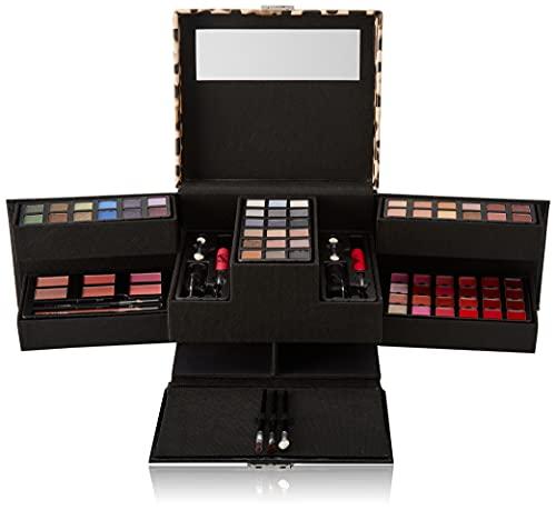Gloss! Luxurious Collection Mallette de Maquillage 87 Pièces, Coffret Cadeau-Coffret Maquillage
