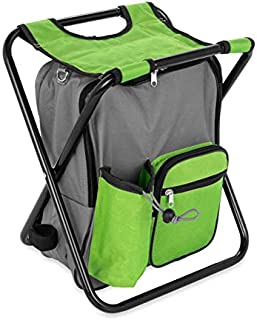 Camco Stool Backpack Cooler Trio