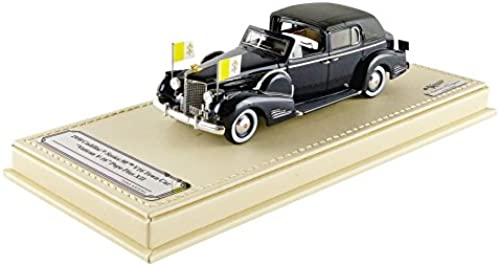 punto de venta barato Truescale Miniatures tsmce154304 Cadillac Series 90V16Town 90V16Town 90V16Town Car Vaticano 1938 Escala 1 43 negro  Envío 100% gratuito
