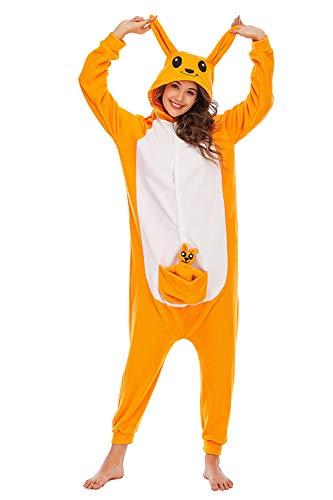 Kigurumi Pijamas de Animales Adultos Unisex Disfraces Onesie Ropa de Dormir Disfraz de Cosplay de Animales