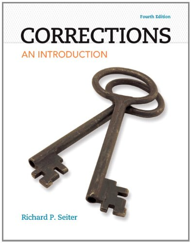 Corrections: An Introduction (4th Edition)