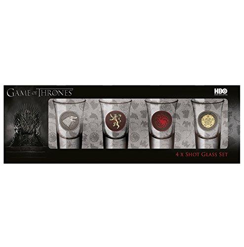 Funko Pop Keychain Game of Thrones - Shot Glass Set