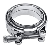 EVIL ENERGY 2.5 Inch Stainless Steel Exhaust...