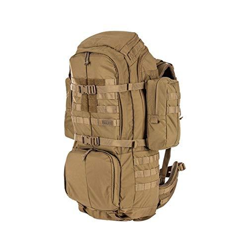 5.11 Tactical Rush 100 - Mochila (60 L), color negro