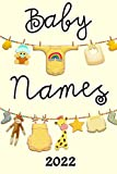 Baby Names 2022: Over 2000+ Names for Boys and Girls in 2022