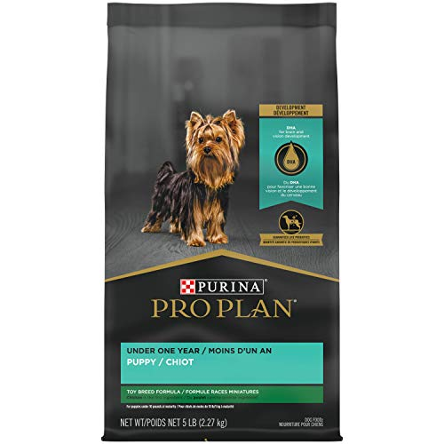 Purina Pro Plan High Protein Toy Breed Puppy...