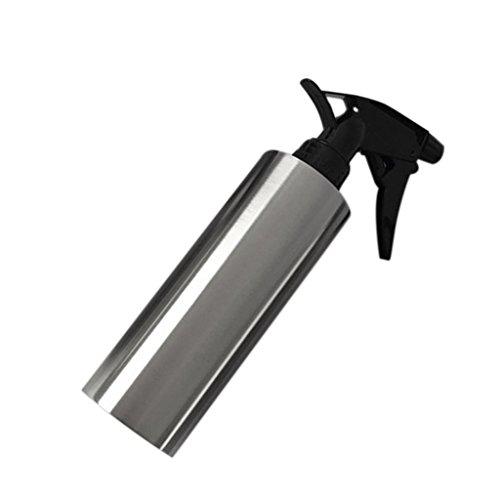 Zafina ガーデニング スプレーボトル 清潔用 水やり 霧吹き 家庭菜園 ステンレス製