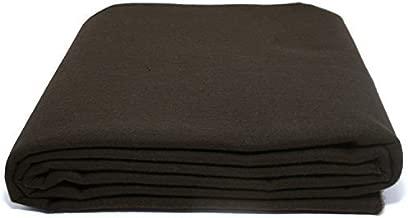 Anti-Tarnish Silver Cloth - Pre-cut by the Yard - Brown (1 Yard by 58